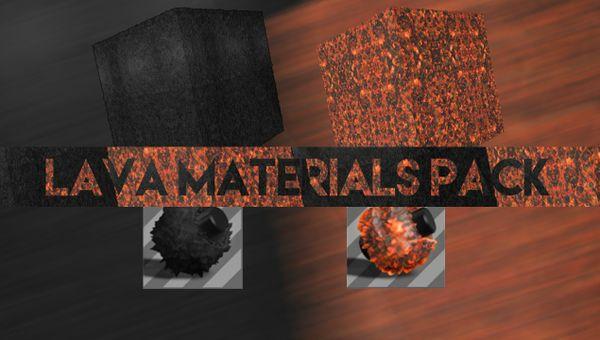 Lava Materials!