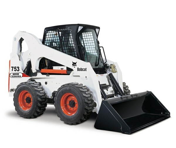 Bobcat 753 Loader Factory Service Manual (PDF)