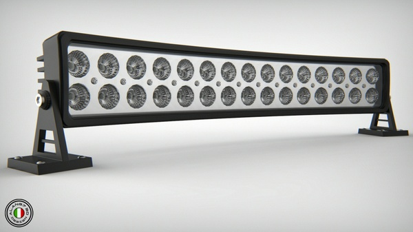 Curved Truck Led Bar