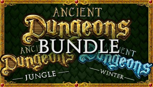 Ancient Dungeons Bundle