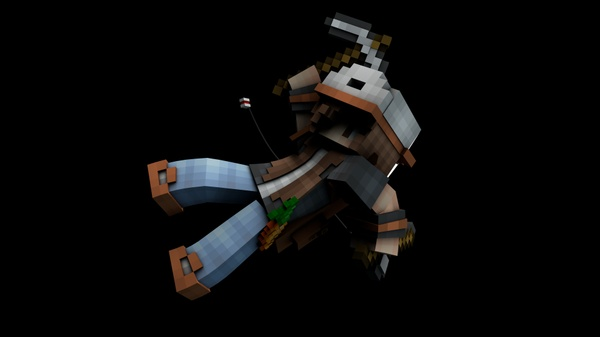 HD Minecraft Render
