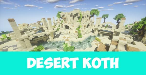 Desert KOTH