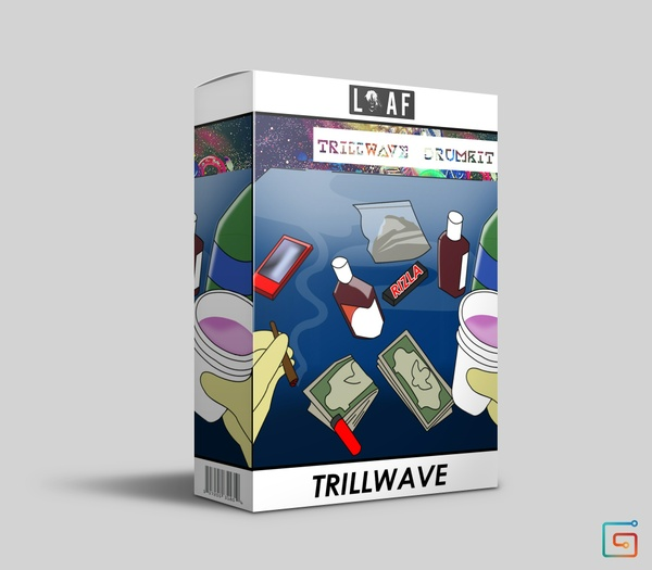 Trillwave Drum Kit [By Chopper Trap]