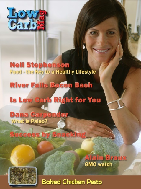 Low Carb Mag September 2015 - The Worlds Most Loved Low Carb Magazine