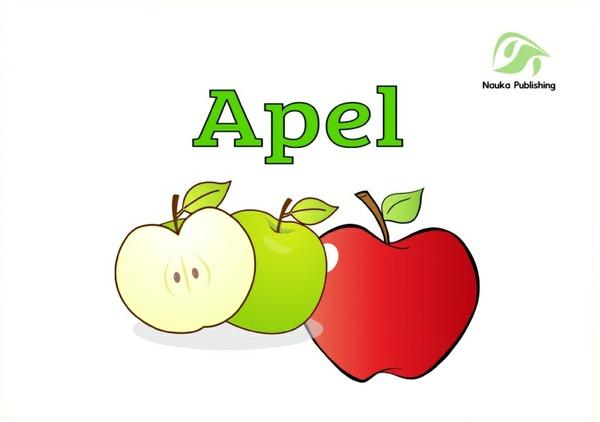 Apel (Buku Bacaan untuk Melatih Keterampilan Membaca Bahasa Indonesia)