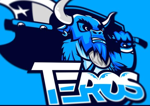 Teros Mascotte - Gaming & eSport