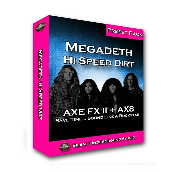 Megadeth - Hi Speed Dirt (FAS)