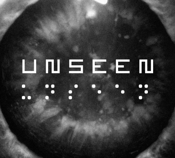 Unseen font