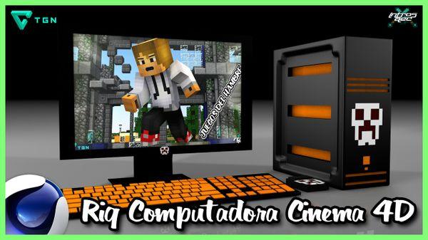 Computadora Minecraft Rig