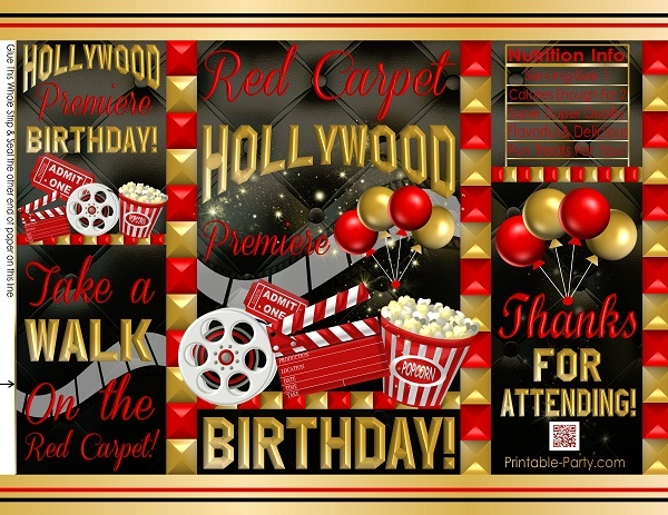 custom-cookie-treat-favor-bags-potato-chip-hollywood-red-carpet