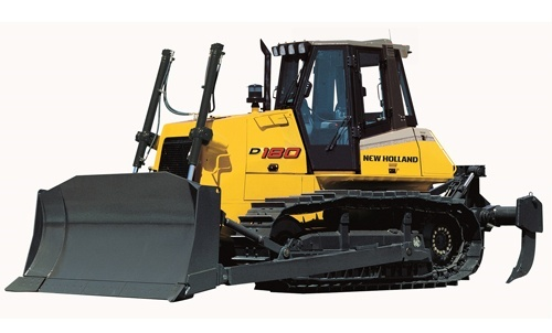 New Holland D180 (Tier 3) CRAWLER DOZER Workshop Manual Download