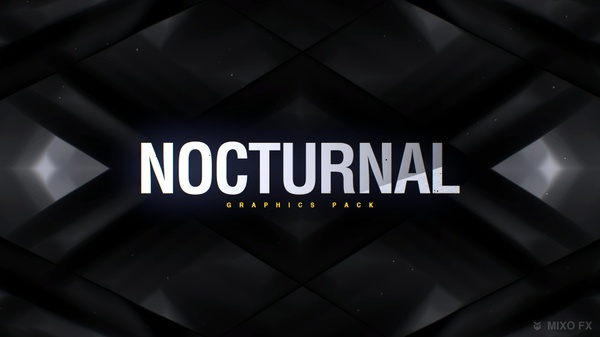 Nocturnal Graphics Pack