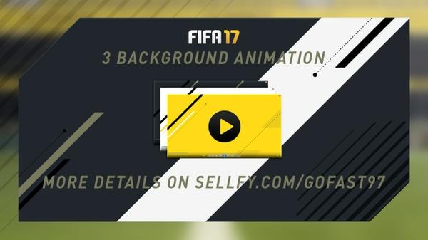 3 FIFA 17 Background Animation