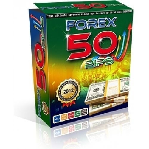 Forex 50 Pips Manual Forex MT4 Trading System