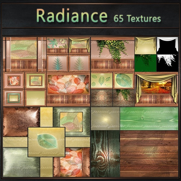 Radiance: my Autumn 65 Textures