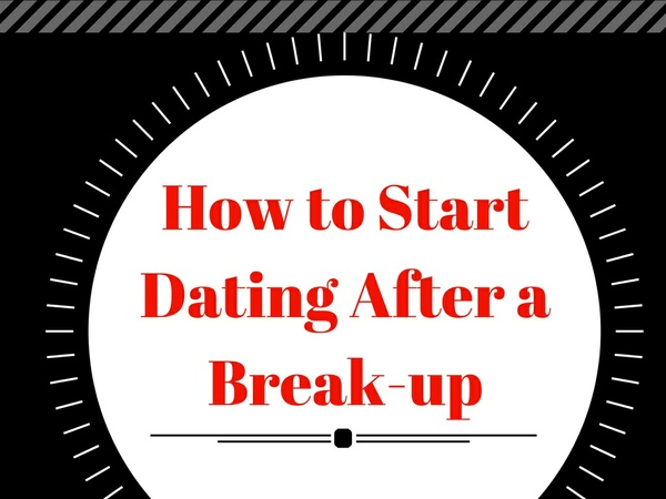 When to start dating after a breakup