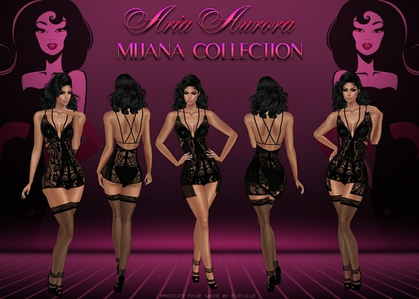 Mijana Collection GA&AP.Resell Right!