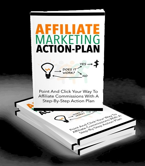 Affiliate Marketing Action Plan! MRR Included