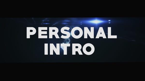 Personal intro