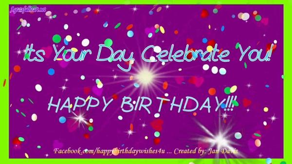 Happy Birthday Gif #27