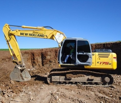 New Holland E175B E195B Excavators Workshop Manual Download