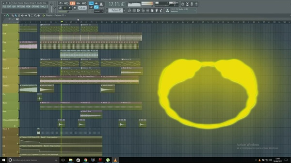 Future House/Bounce Drop FL STUDIO (FLP) (NEW SERIE) #10