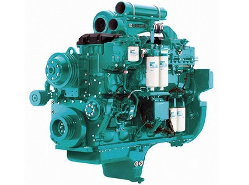 CUMMINS QSK23 SERIES ENGINES OPERATION & MAINTENANCE MANUAL
