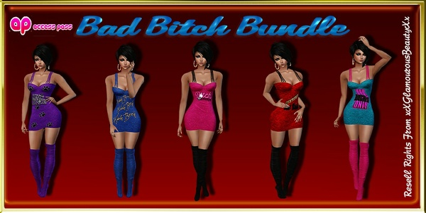 Bad Bitch Bundle AP Catty Only!!!