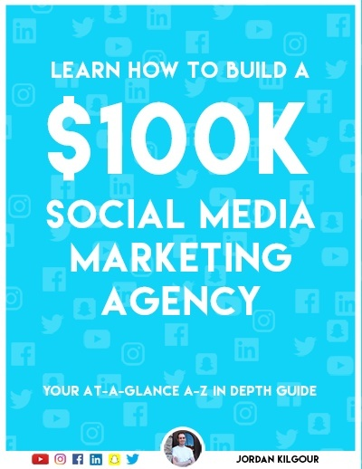 Learn How to Build a 100K Social Media Marketing Agency