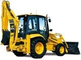 Komatsu Backhoe Loader  WB97R-5 sn: F50003 and up Workshop Service Manual