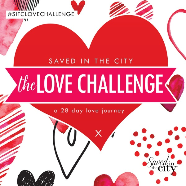 The 28 Day Love Challenge