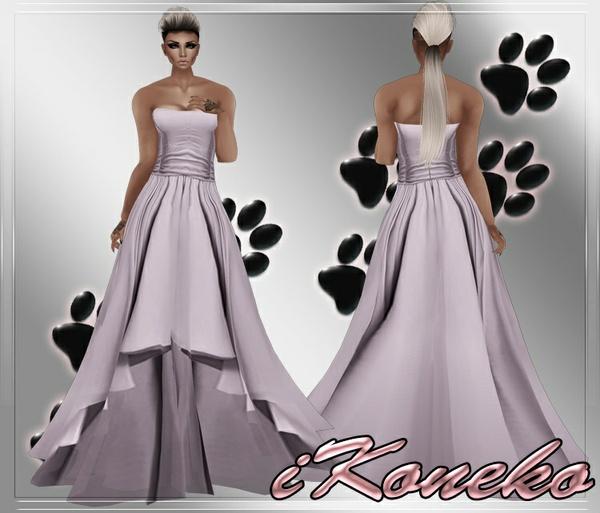 Esmeralda Gown