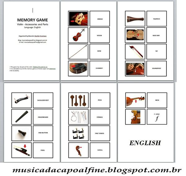 MEMORY GAME - VIOLIN - Accessories and Parts (ENGLISH).pdf