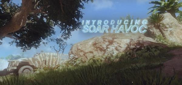 Introducing SoaR Havoc [PROJECT FILE]