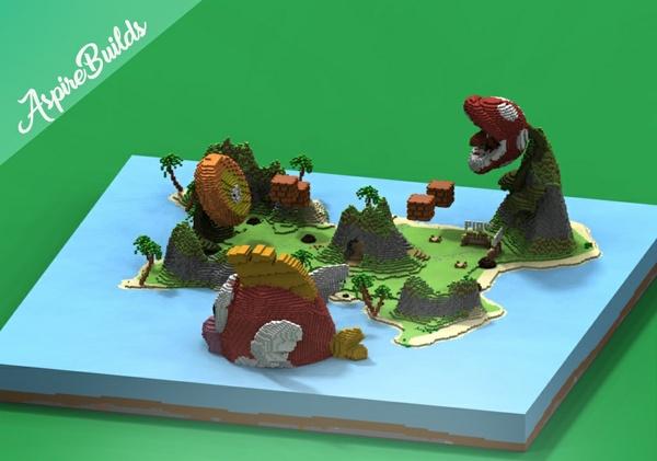 Minigame Lobby - Mario