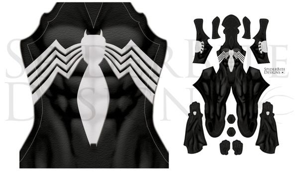 Amazing Spider man Black Suit
