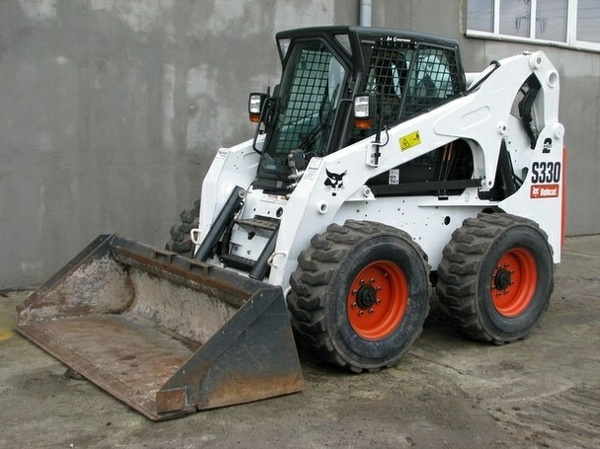 Bobcat S330 Skid - Steer Loader Service Repair Manual (S/N A5HA11001 & Above, AAKM11001 & Above)
