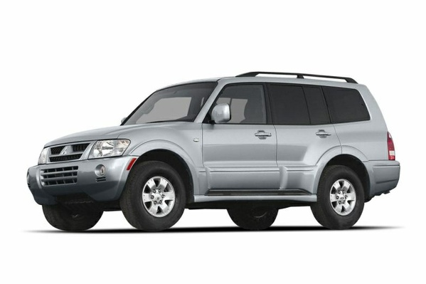 Mitsubishi Montero 2004 Repair Manual