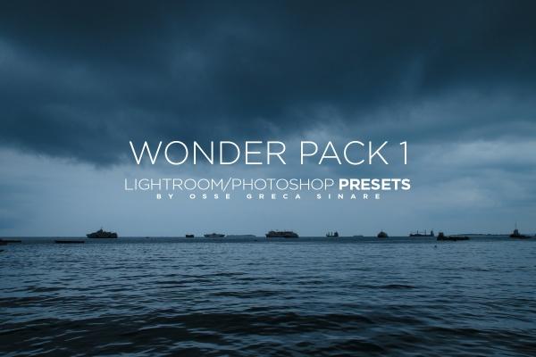 Wonder pack 1