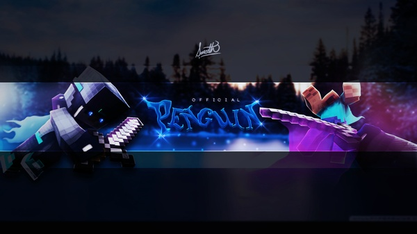 OfficialPenguin's Banner PSD