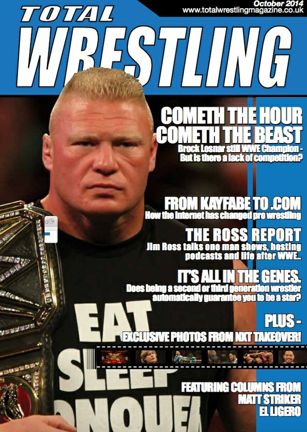 Total Wrestling October 2014