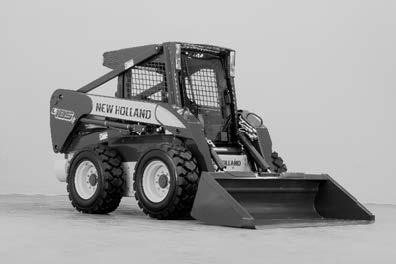 New Holland C185 C190 L180 L185 L190 Skid Steer Loader Service Repair Workshop Manual