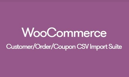 WooCommerce Customer Order Coupon CSV Import Suite 3.4.3 Extension