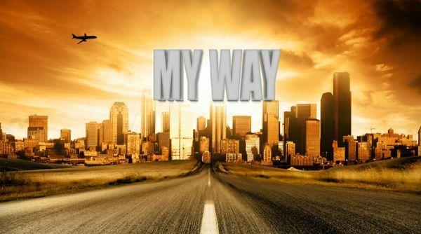 """Guitar Rap/hiphop beat/instrumental 2015 """"My way"""""""