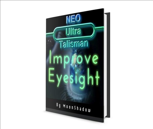 NEO Ultra Talisman (Improving Your Eyesight)