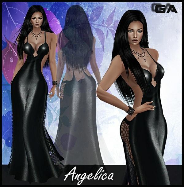 Angelica Dress