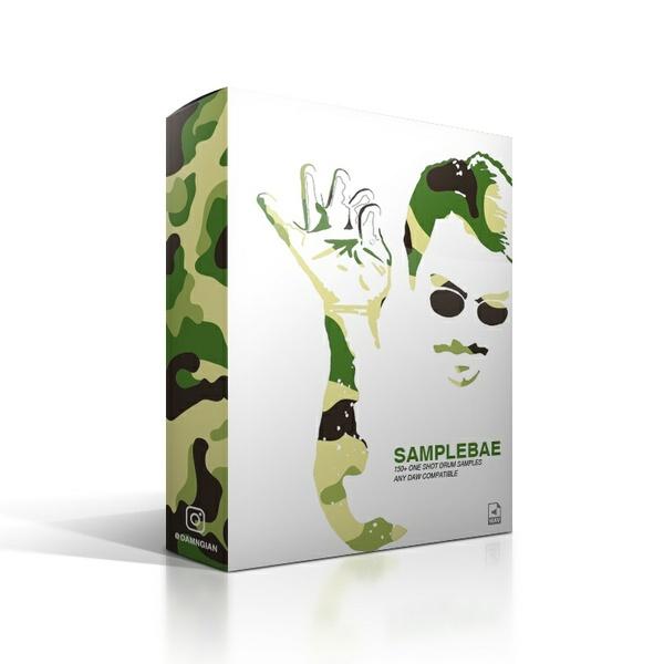 SAMPLEBAE VOL 1 [WAV]