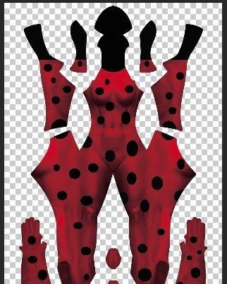 Ladybug Nickelodeon