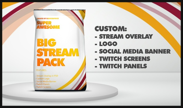 Custom Stream Big Bundle