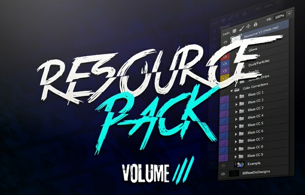 Resource Pack Volume 3